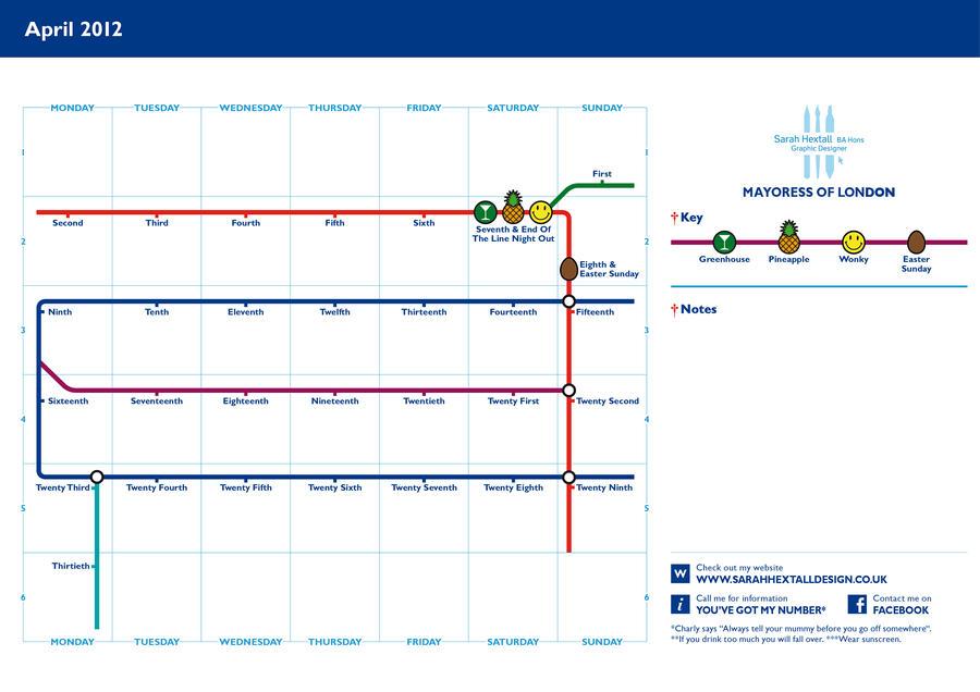 April Calendar Days : April free calendar days by sarah hextall design on