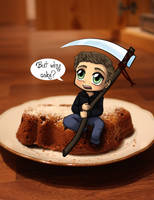 Death of Cakes by Kuchiki-Narla
