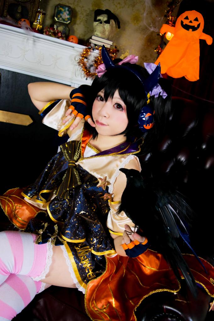 Halloween NICO by moritahime