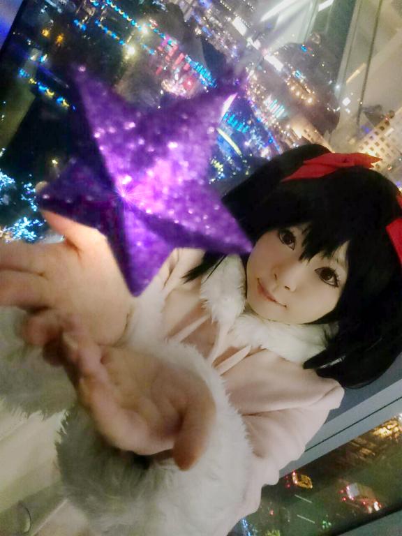 NICO Merry Christmas by moritahime