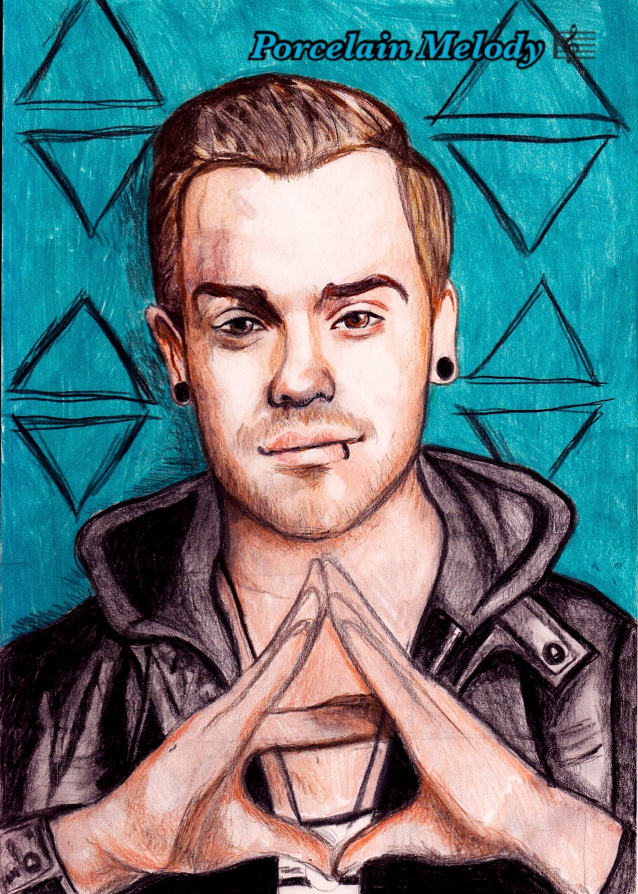 Cody carson from set it off by porcelain melody on deviantart for Set it off wallpaper