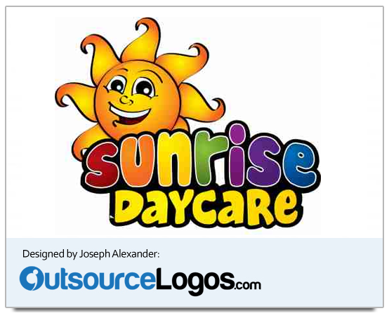 Daycare Logo Design by OutsourceLogos on DeviantArt