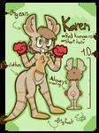 ~Karen reference sheet~