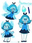 Aquamarine Steven Universe ~