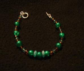 Simply Aqua: bracelet