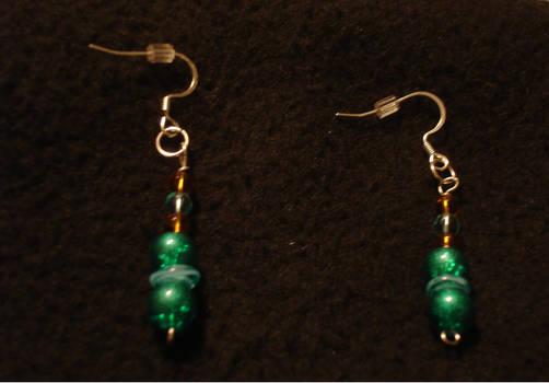 Simply aqua:ear rings