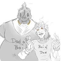 Dad 'n Boi