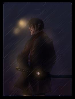 Last Man Standing :: Commission
