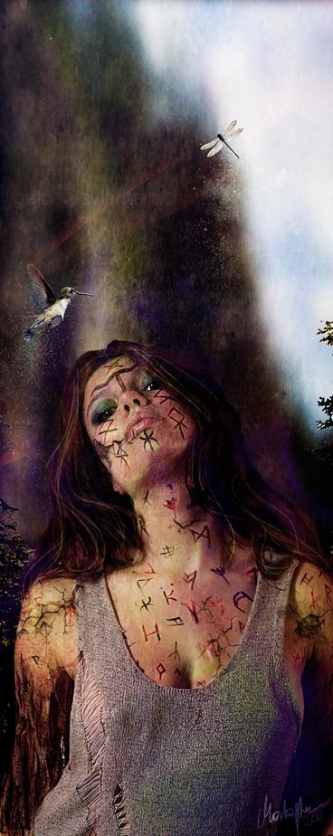 Rune witch