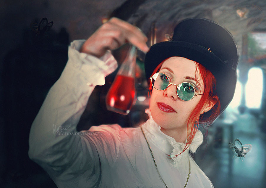 Experiment by Gejda