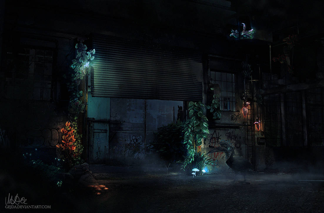 Lights by Gejda