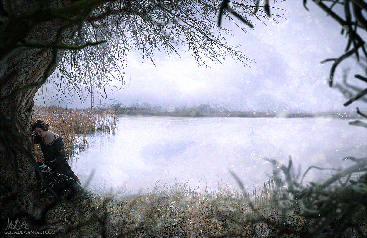 First breath of winter by Gejda