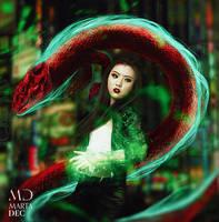 Dragons by Gejda