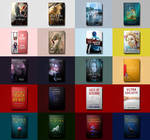 Book Covers - Fiction and Non-fiction