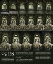 Queen - walkthrough + tips and tricks