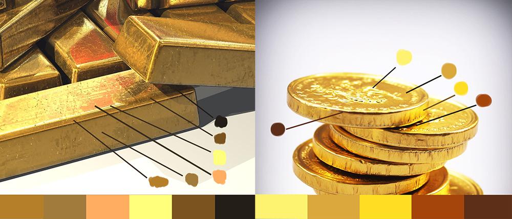 Goldcol1 by Gejda