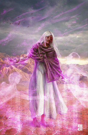 Diviner by Gejda