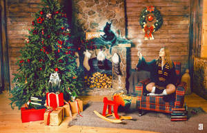 Christmas Magic by Gejda