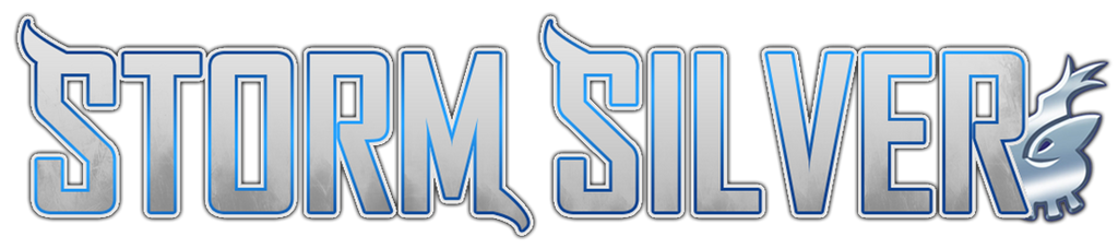 Pokemon Storm Silver Logo by VongolaLeader on DeviantArt
