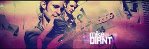 Signature - Mike Dirnt