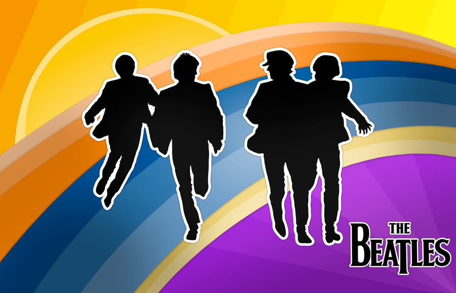 The beatles wallpaper 2 by tavinhovid on deviantart the beatles wallpaper 2 by tavinhovid voltagebd Choice Image