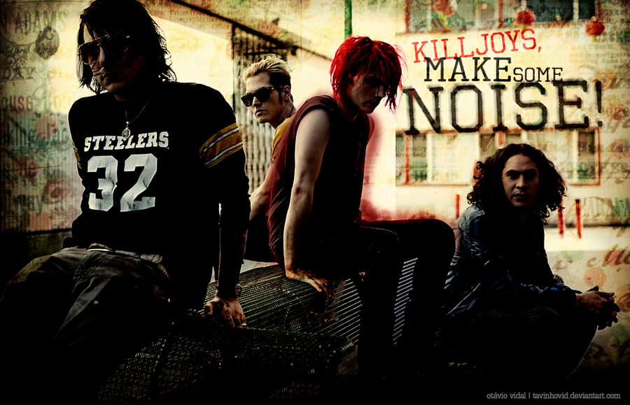 画像 : My Chemical Romanceの壁紙に使える画像