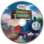 Thomas and the Treasure disc