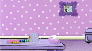 Blue's Clues Bedroom
