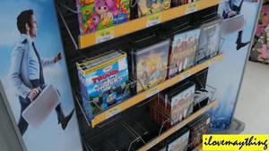 DVDs at Walmart