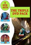 The Triple DVD Pack Vol. 16