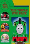 The Triple DVD Pack Vol. 18