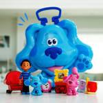 Blue's Clues Take-a-Long Friends Set
