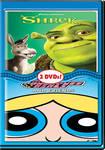 Shrek/The Powerpuff Girls and Friends DF DVD