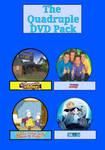 The Quadruple DVD Pack Vol. 168