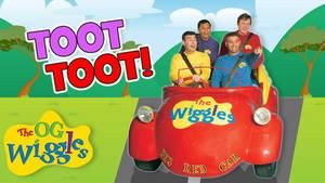 OG Wiggles: Toot Toot, Chugga Chugga, Big Red Car!