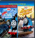 2 DVD Pack: TIC and TAB