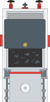 Stanley 2008 Discovery Game Top-View Vector