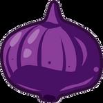 Sesame Street Purple Onion Vector