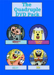 The Quadruple DVD Pack Vol. 437