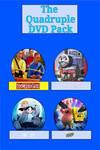 The Quadruple DVD Pack Vol. 466
