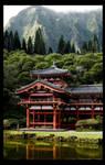 Oahu, Hawaii: Byodo In Temple