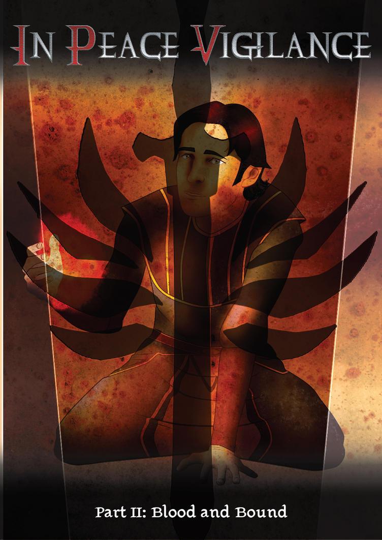 DAO-In Peace Vigilance 2 cover by Abadir