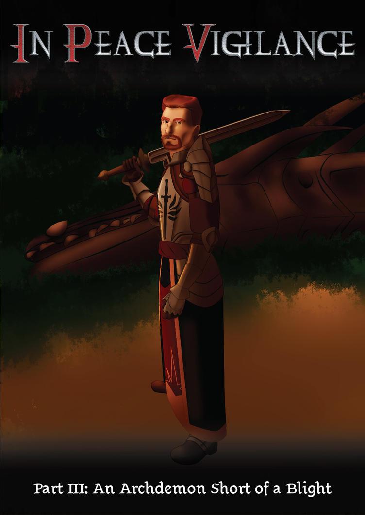 DAO-In peace Vigilance 3 cover by Abadir