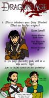 Dragon Age Meme: Ewan