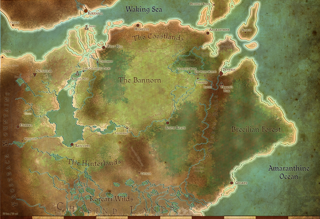 TMM - Ferelden Map Reference by Abadir