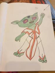 Psionic Goblin
