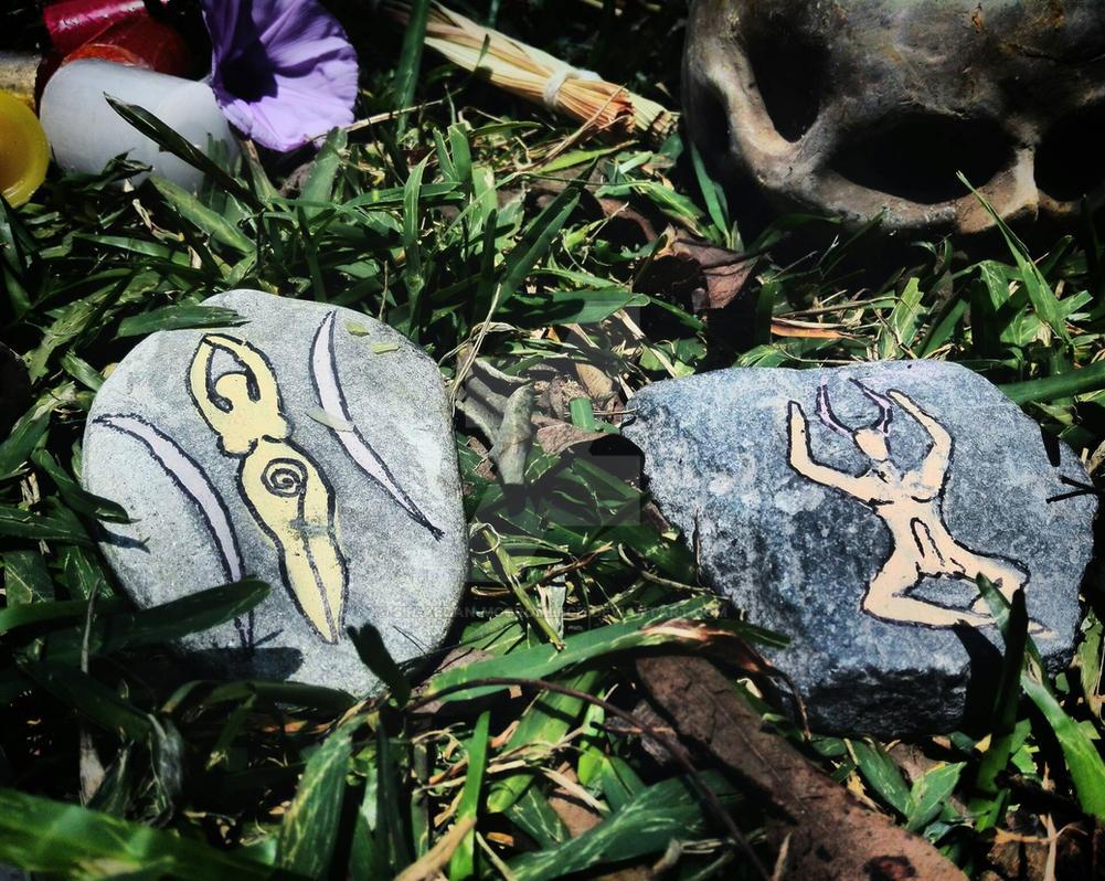 Las deidades by Sir-Aedan-McCromlech