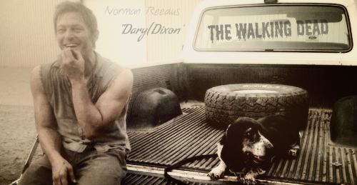 Daryl Walking Dead Wallpaper