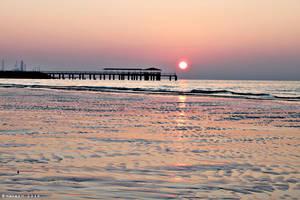 Sunset... by bnateen