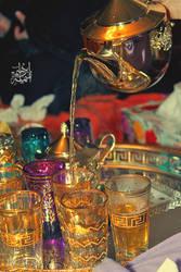 Moroccan Tea by bnateen